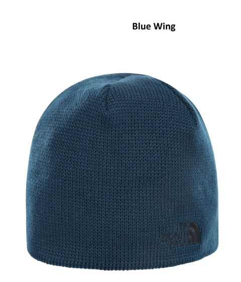 The North Face Unisex Bones Recycled Beanie - Fleece Earband Inside